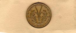 Monnaie De La Banque Centrale De L'Afrique De L'Ouest - Côte-d'Ivoire - 25 Francs 1970 En TTB - Ivory Coast