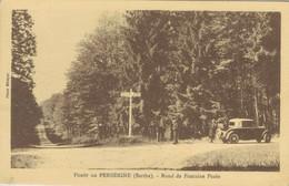 72 - Neufchatel-en-Saosnois (Sarthe) - Forêt De Perseigne - Rond De Fontaine Pezée - Andere Gemeenten