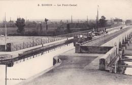 Saône-et-Loire - Digoin - Le Pont-Canal - Digoin