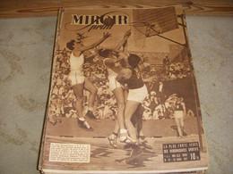 MIROIR SPRINT 047 15.04.1947 BASKET PUC LYON CYCLISME PARIS BRUXELLES STERCKX - Sport