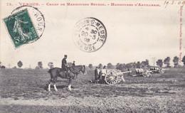 35 CPA DE VERDUN  MEUSE  BEAU LOT AVEC DES ANIMES VOIR SCAN - 5 - 99 Postkaarten