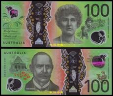 Australia 100 Dollars, (2020), Sign.11:Lowe-Kennedy, AA20 Prefix, Polymer UNC - 2005-... (Polymer)