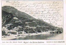 MAJORI - LA DIVINA COSTIERA - 1903 - Napoli (Naples)