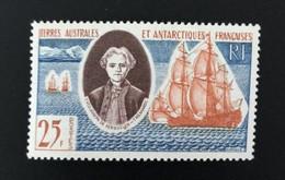 TAAF Yvert N° 18 ** ; Chevalier Yves Joseph De Kerguelen ; Neuf Sans Charnière, Très Beau - Ungebraucht