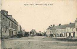 50* QUETTEHOU Place Du Champ De Foire  RL11.0526 - Other Municipalities