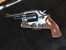 Revolver S&W Model 10 - 38 - NEUTRALISE - Decorative Weapons