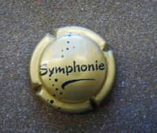 Cap. 60.  Capsule  De Champagne Chavot-Courcourt, Symphonie 2011 - Otros