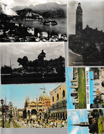 N  123 Lot 100 CPSM Différentes Etrangères - 100 - 499 Cartoline