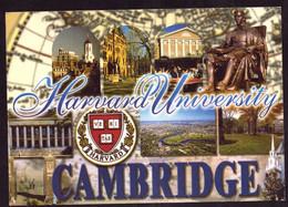 AK 004453 USA - Massachusetts - Cambridge - Harvard University Campus - Otros