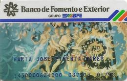 PORTUGAL - BANCO DE FOMENTO E EXTERIOR - Credit Cards (Exp. Date Min. 10 Years)