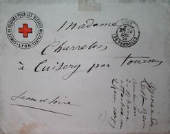 G 15 Arméé De L'est Ambulance Du Rhone Rattachée Au 24e Corps - Guerra De 1870