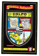 CP DEPT 56 BLASON ADHESIF COLPO - Sonstige Gemeinden