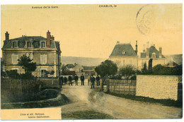 CHABLIS - Avenue De La Gare - Chablis