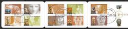 France 2007 Carnet - Yvert Nr. BC 4002 (4002/4011) - Michel Nr. MH 4200/4209 - Oblitéré 1er Jour - Gelegenheidsboekjes