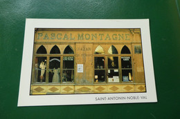 S13/ SAINT ANTONIN NOBLE VAL AU BAZAR  CH PENARD PASCAL MONTAGNE 82 TARN ET GARONNE FRANCE EUROPE  DIMENSION 16.5 X 11 - Saint Antonin Noble Val