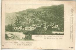 GRECIA ENTERO POSTAL 1910 LARISSA - Enteros Postales