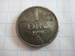 Norway 1 Ore 1941 - Norway