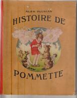 Alek PLUNIAN Histoire De Pommette Ed. Bias Vers 1930 (Lorient, Saint Jacut) - Non Classificati