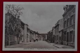 CPA 1937 Anhée-sur-Meuse - Grand' Route De Namur à Dinant - Anhée