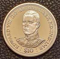 "British Virgin Islands 10 Dollars 2006 (PROOF) ""King Edward VIII""  Silver - British Virgin Islands"
