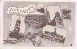 CAMBRAI - Souvenir De Cambrai - Cambrai