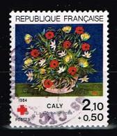 FRANCE / Oblitérés / Used /1984 - Croix Rouge / YVT N°2345 / MI.N°2473 - Usados