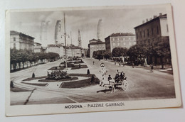 Modena Piazzale Garibaldi - Modena