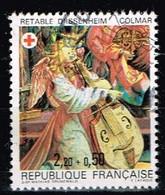 FRANCE / Oblitérés / Used /1985 - Croix Rouge / YVT N°2392a/ MI.N°2523c - Usados