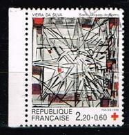 FRANCE / Oblitérés / Used /1986 - Croix Rouge / YVT N°2449a/ MI.N°2582c - Usados