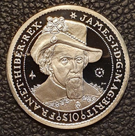 "British Virgin Islands 10 Dollars 2006 (PROOF) ""King James I""  Silver - British Virgin Islands"