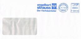 Deutschland Freistempel Biebergemünd - Engelbert Strauss - Arbeitsbekleidung, Vogel, Bird - Meterstamp, EMA - Marcofilia - EMA ( Maquina De Huellas A Franquear)
