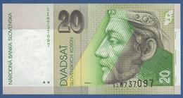 SLOVAKIA - P.20e – 20 KORUN2001 - UNC - Slovakia