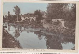D79 - SAINT HILAIRE LA PALUD - LE MIGNON A VINA - Carte Colorisée - Other Municipalities