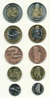 Easter Island - Set 5 Coins 1 5 50 200 500 Pesos 2007 UNC Lemberg-Zp - Other - America