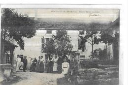 PONT LA VILLE  MAISON HENRI MARECHAL GROUPE PERSONNAGES    DEPT 52 - Andere Gemeenten