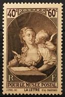 YT 446 (**) MNH 1939, Au Profit Du Musée Postal (côte 5 Euros) France – 0 Lot - Unused Stamps