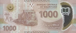 MAURITANIA P. 26 1000 O 2017 UNC - Mauritania