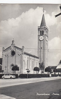 PRAVISDOMINI-PORDENONE-CENTRO-CARTOLINA VERA FOTOGRAFIA- NON VIAGGIATA -1950-1958 - Pordenone