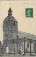 LA FORET AUVRAY: L'église - Maison Jeanne D'Arc Flers (écrite Par Enouff) - Other Municipalities