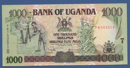 UGANDA - P.39Ab – 1.000 SHILLINGS 2003 - UNC - Uganda