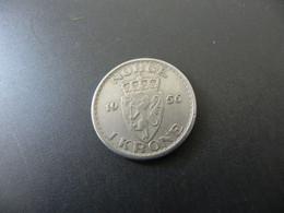 Norway 1 Krone 1956 - Norway