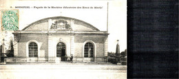 BOUGIVAL - Façade De La Machine élécatoire Des Eaux De Marly - Bougival