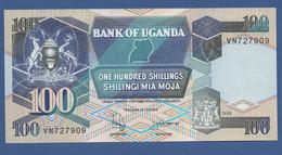 UGANDA - P.31c – 100 SHILLINGS 1996 - UNC Prefix VN - Uganda