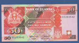 UGANDA - P.30a – 50 SHILLINGS 1987 - UNC Prefix EE - Uganda