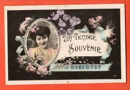 ZLI-16 RARE Fantaisie Un Tendre Souvenir De Noirmont. Franches-Montagnes. Circulé Sous Enveloppe Vers V. De Br. - JU Jura