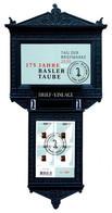 Bogen 2020 ES - Tag Der Briefmarke Basel - Stempel Ausgabetag (CTO) - Melchior Berri - Blocks & Kleinbögen