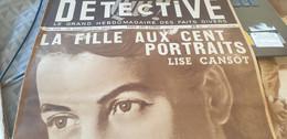 DETEC 49/TREGUIER CANSOT/MARIE BESNARD LOUDUN /LEGION ETRANGERE - 1900 - 1949
