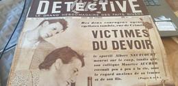 DETEC 49/PARIS VICTIMES/RENE LA CANNE GIRIER /LEGION ETRANGERE / - 1900 - 1949