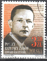Poland 2020 - Poles Rescuing Jews - Mi.5199 - Used - Gebruikt
