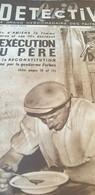 DETEC 49 /RUMAISNIL AMIENS EXECUTION/PONT REMY  GARDE BARRIERE /PROCES SEZNEC //LEGION ETRANGERE CAMERONE - 1900 - 1949